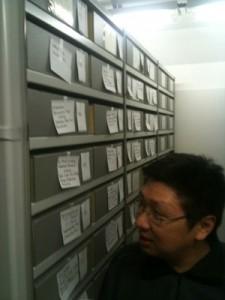 joseph in the archive